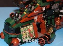 LEGO brick STAR WARS Custom MOC 7676 KASHYYYK JUNGLE GUNSHIP +Minifigure Crew