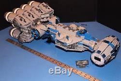 LEGO brick STAR WARS Custom REBELS 10019 Blue REBEL BLOCKADE RUNNER UCS Huge
