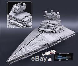 Lego Compatible Custom Star Wars Star Destroyer Ultimate Set 3250 pcs 10030