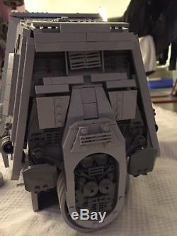 Lego Custom MOC Star Wars AT-AT 6500 Teile! Inkl. Bauanleitung