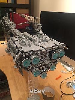 Lego Custom MOC UCS Star Wars Medical Frigate Nebulon-B