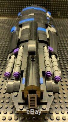 Lego Custom Star War GR-75 Transport Black and Blue