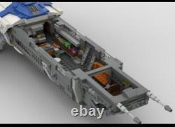 Lego Custom stinger mantis Star Wars jedi fallen order 1791pcs And Instructions