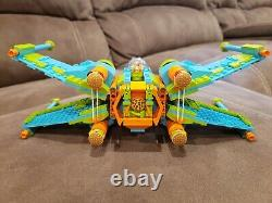 Lego Mystery Machine X-Wing Scooby Doo Custom RARE 75218 4002019 Star Wars Set