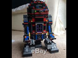 Lego Star Wars 10225 UCS Custom Death Star Droid R2-D2 R2D2 R2Q5 XLNT