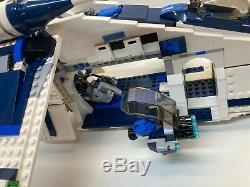 Lego Star Wars 501st Gatling Gunship MOC Custom Lego 7676 75021 75292