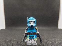 Lego Star Wars Clone Commander Doom Custom Printed Minifigure AV Figures