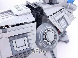 Lego Star Wars Clone Wars Custom 501st Trim AT-TE 75019