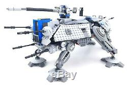 Lego Star Wars Custom 501st AT-TE Walker 7675 Clone Wars