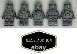 Lego Star Wars Custom Printed Domino Squad Minifigure 7675 7676 75021 75019