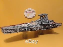 Lego Star Wars Custom Republic Venator (set 8039 Based)