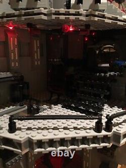Lego Star Wars Death Star 2008 (10188) USED / Built Once Custom LED lighting