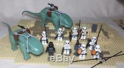 Lego Star Wars Imperial Landing Craft 7659 Custom Lot Sandtrooper Dewback 100%