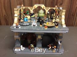Lego Star Wars Jabba's Palace Rancor Pit Custom HUGE 9516 75005 Boba Fett 10123