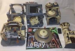Lego Star Wars Jabbas Palace Rancor Pit Custom Lot Tatooine Sets + Figures