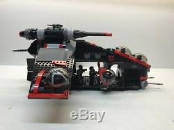 Lego Star Wars MOC 75021 Based Gunship, 10 minifigs, Custom Creation CHECK IT OUT