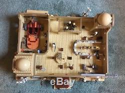 Lego Star Wars Mos Eisley Cantina Spaceport CUSTOM set 24 minifigs A New Hope