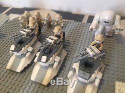 Lego star Wars Custom Rebel Base Made From Set 7879, 7666, 8083, 7749, 8089