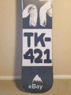 Limited Edition Burton x Star Wars Darkside Custom 151 TK-421 $650 MSRP
