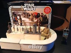 MOS EISLEY CANTINA BAR and DISTILLERY Star Wars custom vintage KENNER MIB
