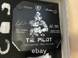 MYC Sculptures Custom TIE PILOT Star Wars 1/4 Statue Limited Ed of only 80