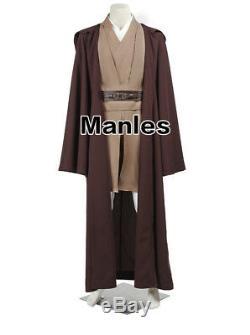 Mace Windu Tunica Cosplay Star Wars Jedi Knight Costume Garment Ball Full Set