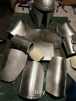 Mandalorian style foam armour complete costume cosplay star wars custom beskar