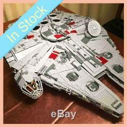 NEW Star Wars Millennium Falcon UCS 5265pcs Collectors Series 10179 Custom Set