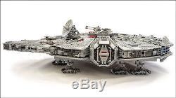 New Custom LEGO Compatible Star Wars UCS Millennium Falcon 10179