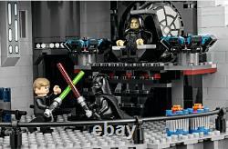 New Custom Star War Death Star 75159 Set Station Building Kit 4016pcs
