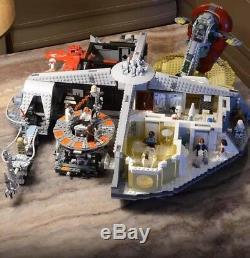 New Custom Star Wars Betrayal At Cloud 75222 + Instruction + Complete Set