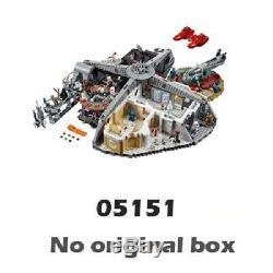 New Custom Star Wars Betrayal At Cloud 75222 + Instruction +No Original Box