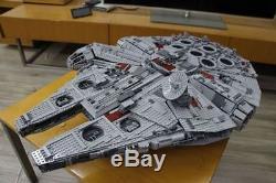 New Custom Star Wars UCS Millennium Falcon 10179 5265pcs LEGO COMPATIBLE