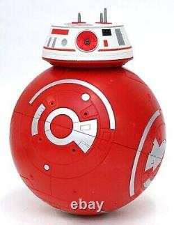 New Disney Star Wars Galaxy's Edge Droid Depot Red Custom BB Astromech