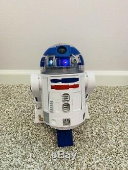 New Disneyland Star Wars Galaxys Edge Custom Astromich Unit Droid R-series R2D2