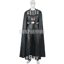 New Star Wars Darth Vader Cosplay Costume Custom Made