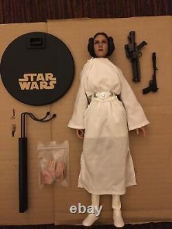 Not Hot Toys Princess Leia Star Wars Episode IV A New Hope Custom Figure
