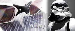Oakley Juliet X Metal PRIZM DAILY POLARIZED Star Wars Stormtrooper Custom White