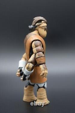 PONG KRELL Jedi Master/General custom Star Wars action figure Clone Wars 3.75