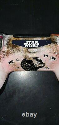 PS4 Dualshock 4 Controller Star Wars Custom