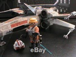Playmobil Custom Star Wars IV Luke Himmel-walker + X-win Ref-002