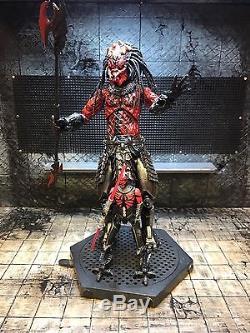 Predator Star Wars Black Series Custom Darth Maul AWESOME