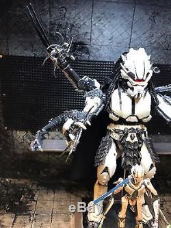 Predator Star Wars Black Series Custom General Grievous AWESOME