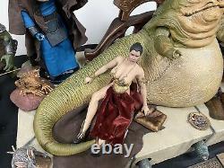 Princess Leia SlaveStar Wars for Sideshow display12 1/6 Custom & BoxLast One