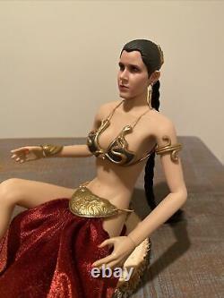 Princess Leia SlaveStar WarsMade 4 SideshowHot Toys Display121/6 CustomNew