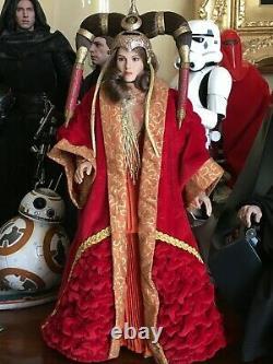 Star wars the clone wars padme amidala hot