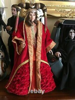 Queen Padme Amidala (Custom) For Your Star Wars Hot Toys Display 12 1/6 scale