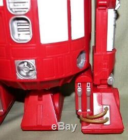 R2 RED CUSTOM RC REMOTE CONTROL Star Wars Galaxy Edge Build-A-Droid Depot Disney