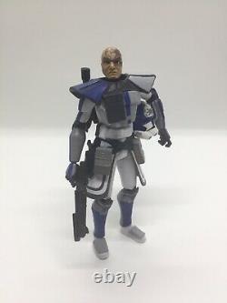 RARE Arc Trooper Jesse Custom Figure Star Wars The Clone Wars