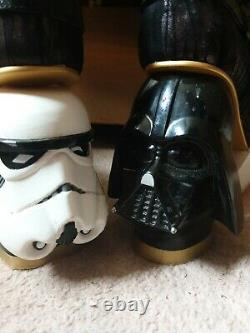 RARE Star Wars Death Star Boots